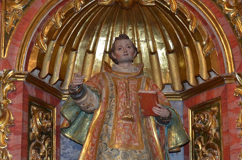 San Vicente, Mártir