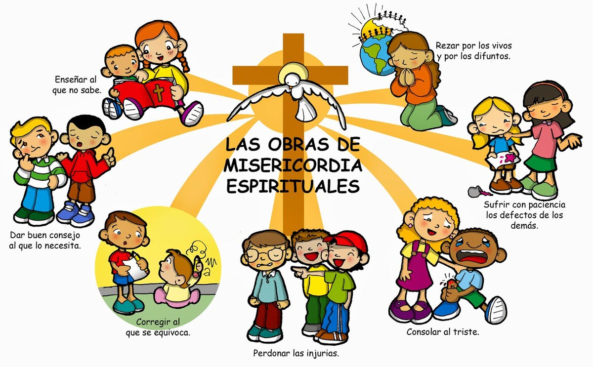 Obras Misericordia Espirituales 2
