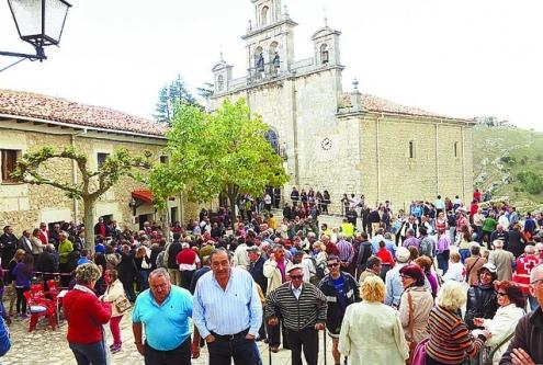 Rogativa En Santa Casilda. Fiesta De La Tabera 2017